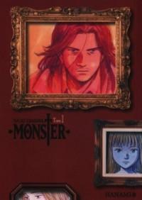 Monster. Tom 1 - okładka książki