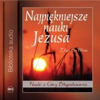 Najpiękniejsze nauki Jezusa. Nauki z Góry Błogosławienia - pudełko audiobooku