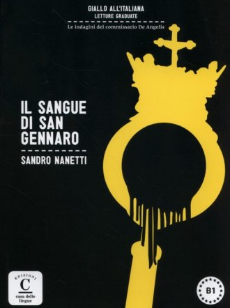 Sangue di San Genaro - okładka podręcznika