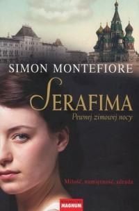 Serafima. Pewnej zimowej nocy - okładka książki