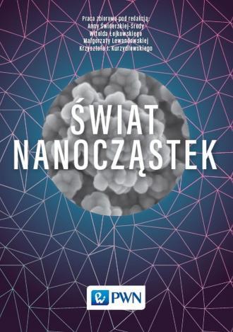 Świat nanocząstek - okładka książki