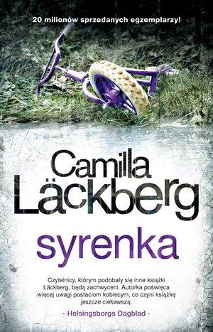 Syrenka - okładka książki