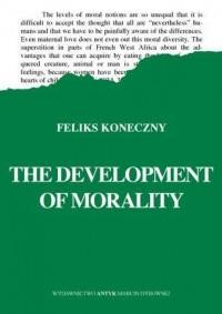 The Development of Morality - okładka książki