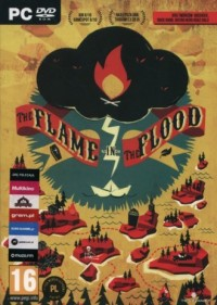 The Flame in the Flood (PC) - pudełko programu
