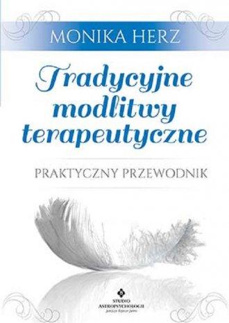 Tradycyjne modlitwy terapeutyczne. - okładka książki