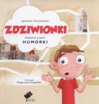 Zdziwionki. Seria Humorki - okładka książki