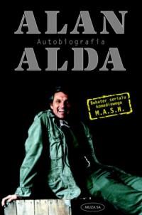 Alan Alda. Autobiografia - okładka książki