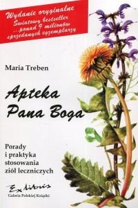 Apteka Pana Boga - Maria Treben - okładka książki