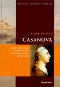 Casanova. Seria: Biografie znane i nieznane - okładka książki