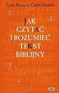 Jak czytać i rozumieć tekst biblijny - okładka książki
