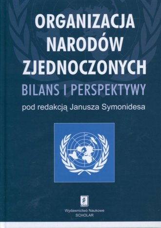 Organizacja Narodów Zjednoczonych. - okładka książki