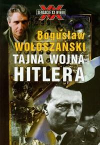 Tajna wojna Hitlera - okładka książki