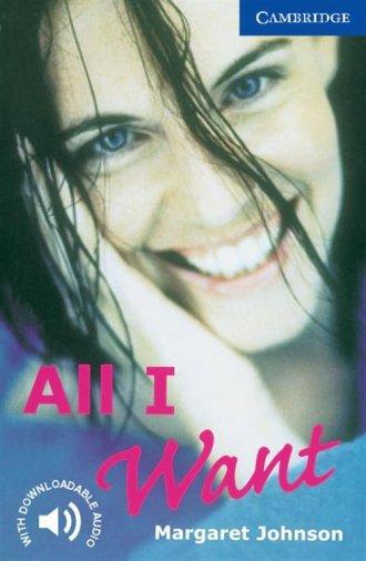 All I Want. Level 5 - okładka książki