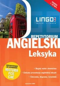 Angielski. Leksyka. Repetytorium. Książka (+ CD) - okładka podręcznika