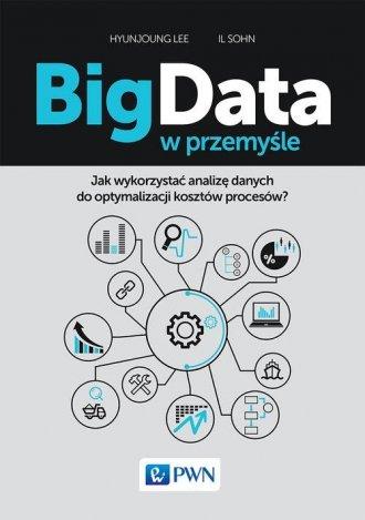 Big Data w przemyśle. Jak wykorzystać - okładka książki