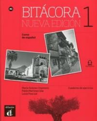 Bitacora 1. Ćwiczenia. Poziom A1 - okładka podręcznika