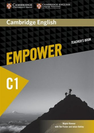 Cambridge English. Empower. Advanced - okładka podręcznika