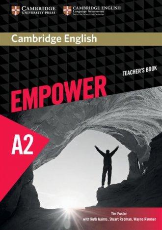 Cambridge English. Empower. Elementary - okładka podręcznika