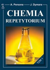 Chemia. Repetytorium. Tom 1 - okładka podręcznika