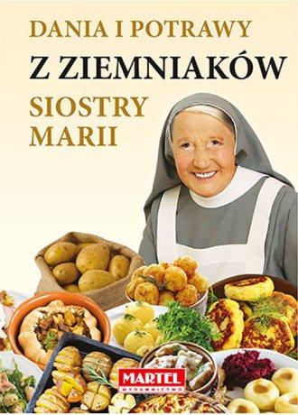 Dania i potrawy z ziemniaków Siostry - okładka książki