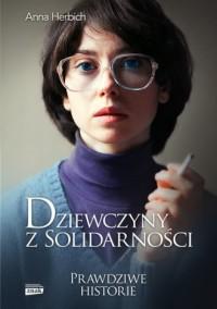 Dziewczyny z Solidarności - okładka książki