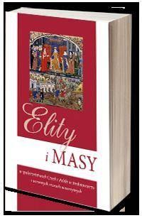 Elity i masy w społeczeństwach - okładka książki