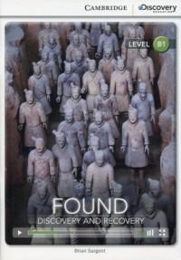 Found. Discovery and Recovery. - okładka podręcznika