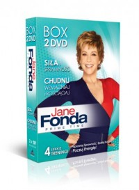Jane Fonda (2 DVD) - okładka filmu