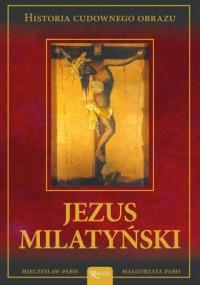 Jezus Milatyński - okładka książki