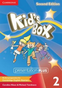 Kids Box. Level 2. Presentation Plus - pudełko audiobooku