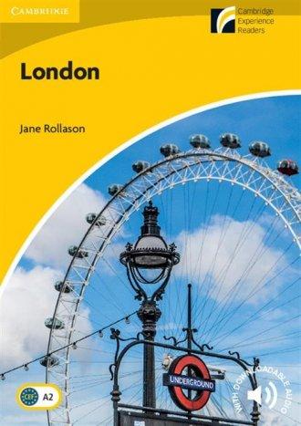 London. Level 2. Elementary - okładka podręcznika