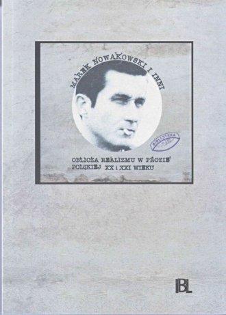 Marek Nowakowski i inni. Oblicza - okładka książki