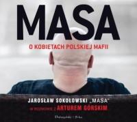 Masa o kobietach polskiej mafii - pudełko audiobooku