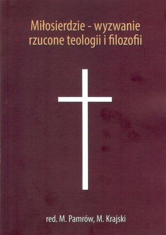Miłosierdzie - wyzwanie rzucone - okładka książki