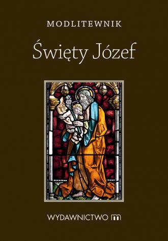 Modlitewnik. Święty Józef - okładka książki
