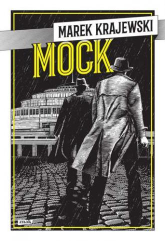 Mock - okładka książki