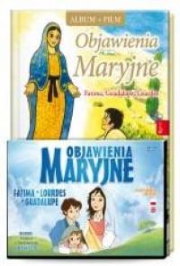 Objawienia Maryjne. Fatima, Lourdes, - okładka filmu