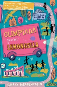 Olimpiada pana Lemoncella - okładka książki