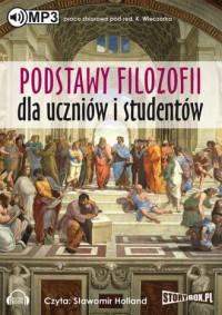 Podstawy filozofii dla uczniów - pudełko audiobooku