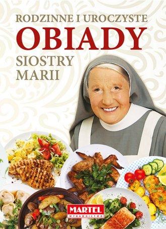 Rodzinne i uroczyste obiady Siostry - okładka książki