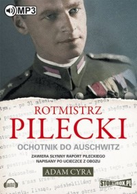 Rotmistrz Pilecki. Ochotnik do - pudełko audiobooku