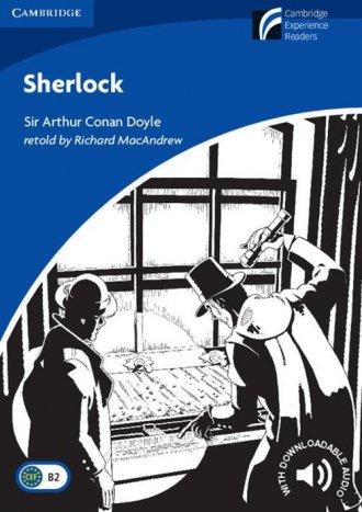 Sherlock. Level 5. Upper-Intermediate - okładka podręcznika
