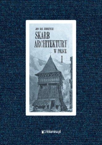 Skarb architektury w Polsce - zdjęcie reprintu, mapy