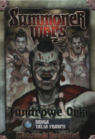 Summoner Wars: Tundrowe Orki. Druga - zdjęcie zabawki, gry
