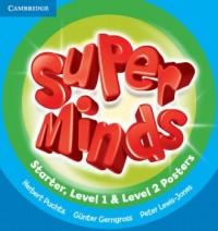 Super Minds.  Starter. Level 1 - okładka podręcznika