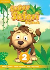 Super Safari. Level 2. Big Book - okładka podręcznika