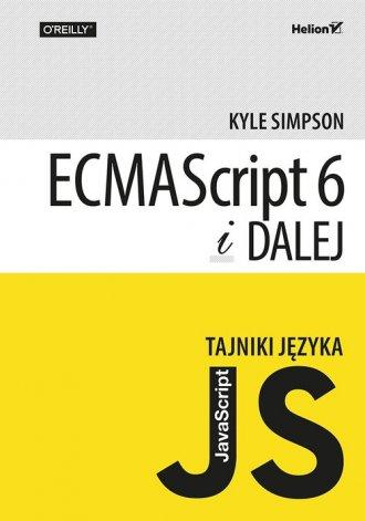 Tajniki języka JavaScript, ECMAScript - okładka książki
