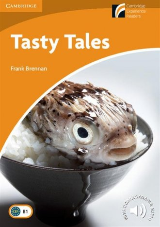 Tasty Tales. Level 4. Intermediate - okładka podręcznika