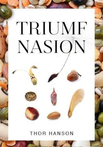 Triumf nasion - okładka książki