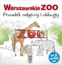 Warszawskie ZOO - okładka książki
